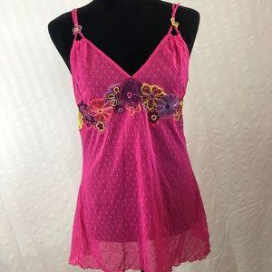 Victoria's Secret Hot Pink Nightie